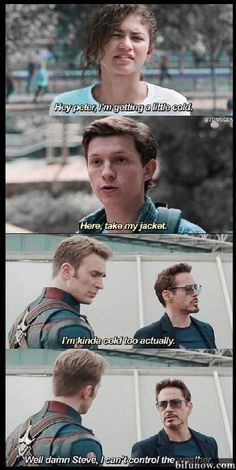 38 Incredibly Funny Spider-Man And Avengers Memes That Will Make Fans Laugh Like… - Marvel Fan Arts and Memes Marvel Avengers, Marvel Jokes, Ms Marvel, Humour Avengers, Hero Marvel, Funny Marvel Memes, Dc Memes, Memes Humor, Funny Humor