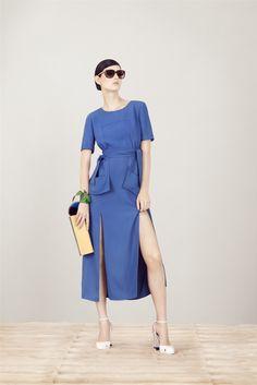 Sfilata Fendi New York - Pre-collezioni Primavera Estate 2013 - Vogue