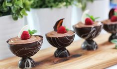 You literally won't find a more simple, no bake chocolate mousse recipe - smooth, creamy & perfectly chocolately, this is a dream dessert you can whip up in minutes.