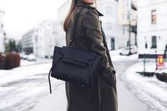 The Céline belt bag