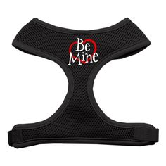 Mirage Pet Products Be Mine Soft Mesh Dog Harnesses, X-Large, Black -- Click image for more details. (This is an affiliate link and I receive a commission for the sales)
