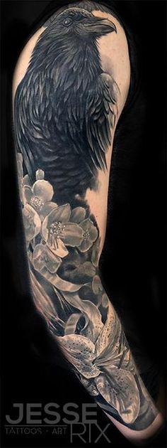 Jesse Rix - Crow Sleeve
