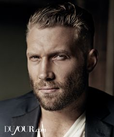 "With starring roles in action tentpoles like ""Insurgent"" and the newly rebooted ""Terminator"" franchise, the brawny 28-year-old Australian Jai Courtney—who's appeared alongside Tom Cruise in ""Jack Reacher"" and Bruce Willis in ""A Good Day to Die Hard""—seems poised to become the go-to blockbuster bruiser of his generation."