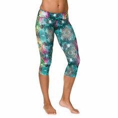 Onzie Capri Pant - Hot Yoga Clothing, Bikram Yoga Clothes, Core Power Yoga