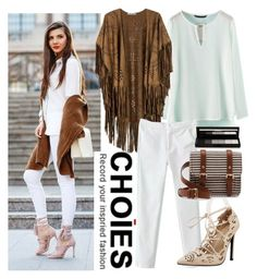 """Choies 9."" by marijaprusina ❤ liked on Polyvore featuring Riegel, Sole Society, shu uemura and Choies"