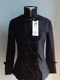 Made to Order Womens SHD15 - Women's  Fitted Luxury Chef Coat