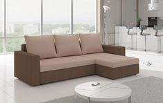 Stūra dīvāns Livio - Stūra dīvāni - Veikals - a-mebeles. Furniture, Room, Outdoor Sectional Sofa, Corner Sofa Bed, Sofa, Sofa Bed, Home Decor, Bed, Corner Sofa
