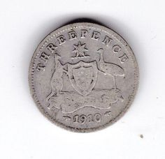 1910 Australia Sterling Silver Threepence 3P Coin U-236 http://great-offer-buy.info/or/gt/?query=231710972180 …