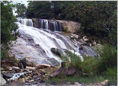 Cascata da Usina Velha - Arcos, MG.