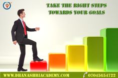 Take the right steps towards your #goals.
