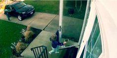 [VÍDEO] Niña en Cleveland vuela a causa del viento -...