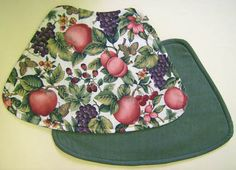 Fruit Placemats For Round Tables
