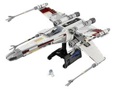 LEGO Star Wars Red Five X-Wing Starfighter 10240 UCS Set Announced ...