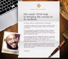 Islamic Online University, Student, Reading, Life, Reading Books