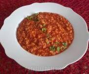 Zupa ryżanka - PrzyslijPrzepis.pl Chana Masala, Ethnic Recipes, Food, Essen, Meals, Yemek, Eten