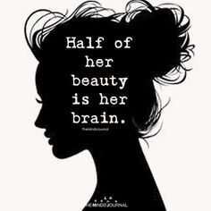 Half Of Her Beauty - https://themindsjournal.com/half-of-her-beauty/