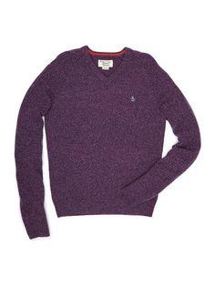 Mens Sweaters - Original Penguin