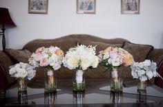 Modern+Elegant+Peach+and+Navy+Maine+Wedding