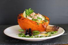 o varení, živote a tak... Salmon Burgers, Cantaloupe, Fruit, Ethnic Recipes, Food, Essen, Meals, Yemek, Eten
