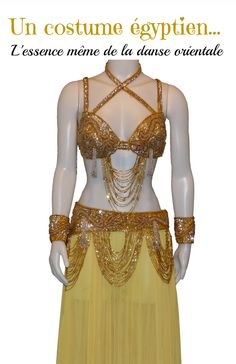 Une gamme de costumes de danse orientale (Baladi)