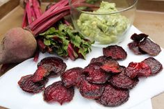 20 Healthy Alternatives to Potato Chips