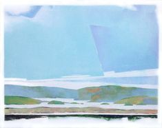 ideasblock — Soothing Abstract Landscapes by Greg Hargreaves