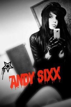 Andy Black Veil Brides