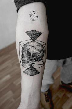 Tattoo by Andrey Svetov