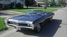 1969 Chevrolet Impala SS Convertible Restored for sale
