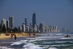 Surfers Paradise, Queensℓand Austraℓia