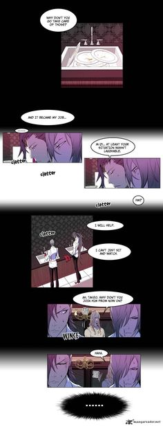 Noblesse ~ Frankenstein is the devil...