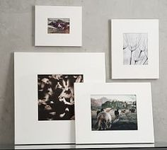 Shop gallery frames from Pottery Barn. Our furniture, home decor and accessories collections feature gallery frames in quality materials and classic styles. Gallery Wall Frames, Gallery Walls, Entry Way Design, Wall Candle Holders, 6 Photos, Pictures, Floating Frame, Beautiful Wall, Box Frames