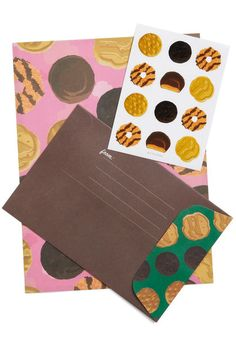 Girl Scout Stationery Set $8