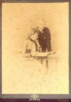King Carlos & Queen Amelie of Portugal