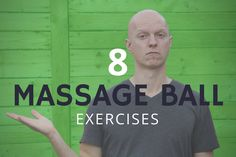 https://yurielkaim.com/8-massage-ball-exercises/ -- Grab the video transcript here. If you hit the gym regularly, then a massage ball is an inexpensive recov...