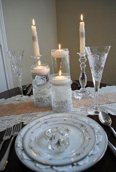DIY with diamond rhinestone ribbon by @Koyal Wholesale