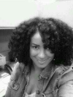 dry twist out on natural hair. sweetenchantments.net