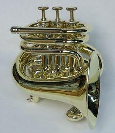 Jim Bell caduceus trumpet