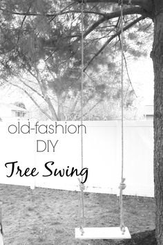 Olf Fashion DIY Tree