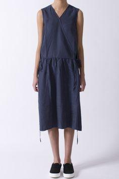 Kristensen Du Nord 107 Blue Dress