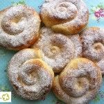 Ensaimada con azúcar con Thermomix Bakery Recipes, Sweets Recipes, Mexican Food Recipes, Cooking Recipes, Spanish Dishes, Spanish Food, Sweet Cooking, Thermomix Desserts, Pan Dulce