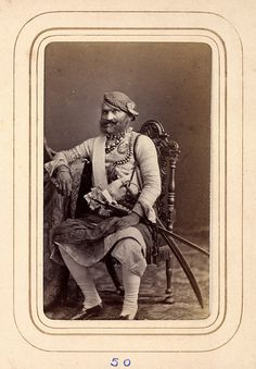 Maharaj Rana of Dholpur Sir Bhagwant Singh - 1870  Bhagwant Singh succeeded his father, Kirat Singh the first Maharaj rana of Dholpur, in 1836 continuing to govern under British protection. In 1869 Bhagwant was created a Grand Commander of the Star of India for his loyalty during the Uprising of 1857. He was succeeded in 1873 by his grandson Nihal Singh.