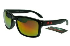 Oakley Holbrook Sunglasses Black Frame Brown Lens  is the world lowest price , $15.Buy it now.