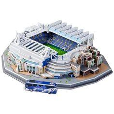 Chelsea 3D Stadium Puzzle Kitbag £30