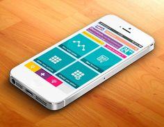 Sosh App by Ianis Soteras, via Behance