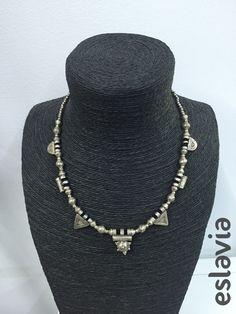 Regalos para Reyes: Collar de plata con cajitas Telsum