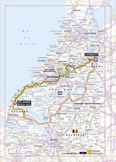 Tour 2015: Alle informatie over de tweede etappe, door Nederland | Wielrennen