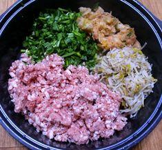 Korean Dishes, Korean Food, Instant Pot Pressure Cooker, Dumpling, Asian Recipes, Food And Drink, Pork, Healthy Eating, Appetizers