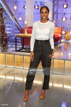 S The Voice Season 13 Stock Pictures, Royalty-free Photos & Images Hijabs, Kelly Rowland Style, Casual Outfits, Summer Outfits, Work Outfits, High Class Fashion, Hip Hop, Black Actresses, Lauren London