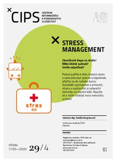 STRESS MANAGEMENT Zkouškové klepe na dveře! Máte klidný spánek? Umíte odpočívat?  Pokud patříte k těm, kterým stres a nervozita kazí spánek a odpočinek, přijďte se do našeho kurzu dozvědět zajímavosti o emocích, stresu a vyzkoušet si relaxační techniky na vlastní kůži. Naučte se s námi zvládat svou nervozitu a stres!  Lektorka Mgr. Natálie Berglowcová